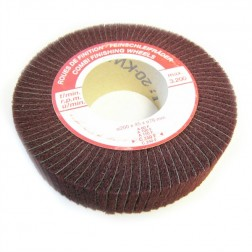 Interleaved Nylon Flapwheel - 200 x 45 x 76mm