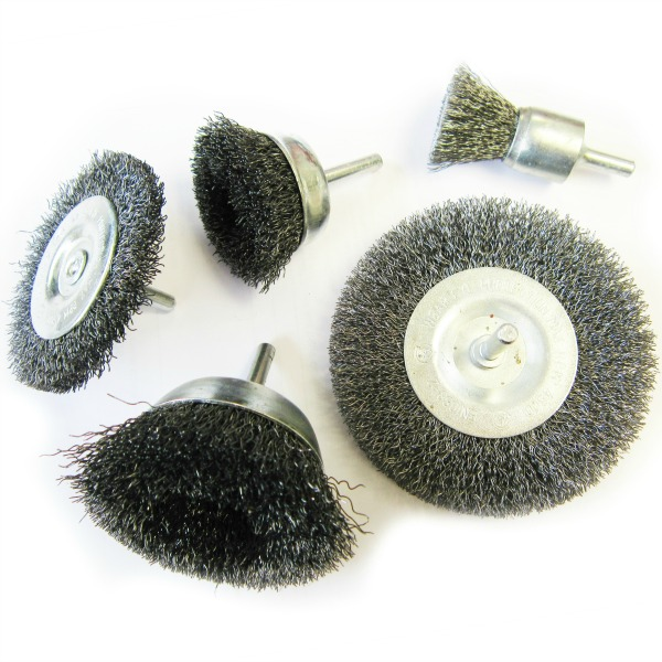 Assorted Wire wheels