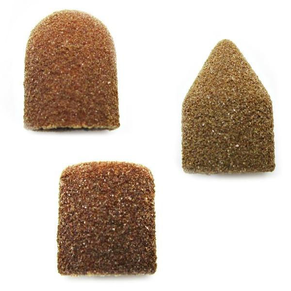 Abrasive Caps