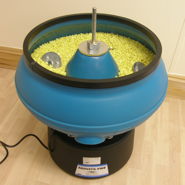 Small Vibro tubs & Bench top systems