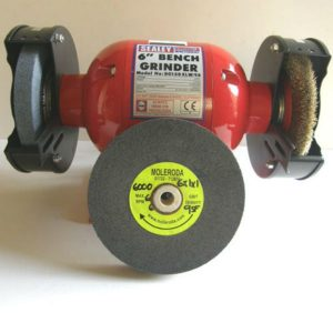 "Deburring Station 6"" grinder and deburring wheel 9SF (BG150-XLW/98)"