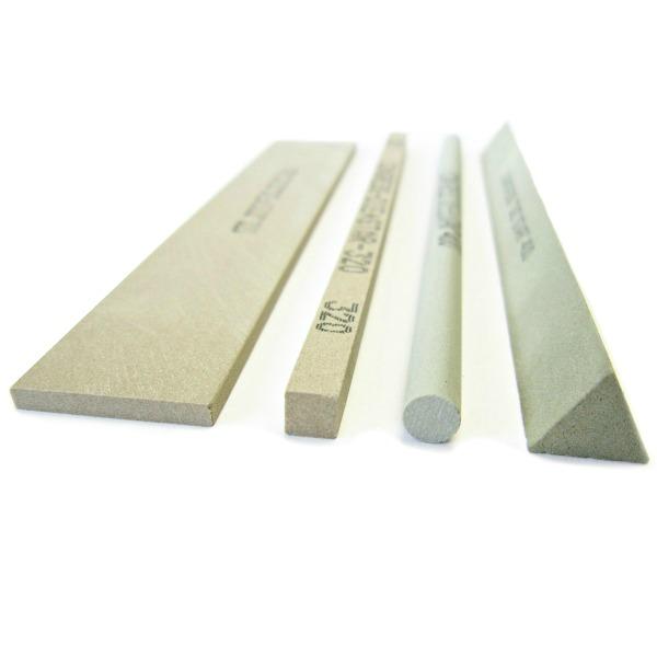 CONGRESS DIE*STAR Mold /& Die Polishing Stone 6 x 1//4 x 1//4 inches  320 Grit