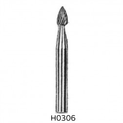 H-Shape Carbide Burrs