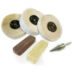 plastic and resin polishing Kit