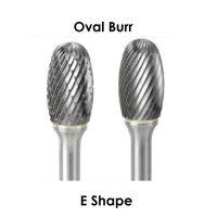 Oval Carbide Burrs 6mm