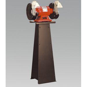 Floor Standing Pedestal For Bench Polishers/Grinders