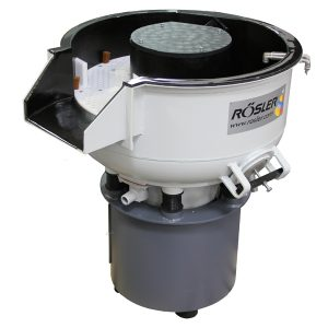 Rosler CER125 complete Rotary Vibratory bowl for automated finishing