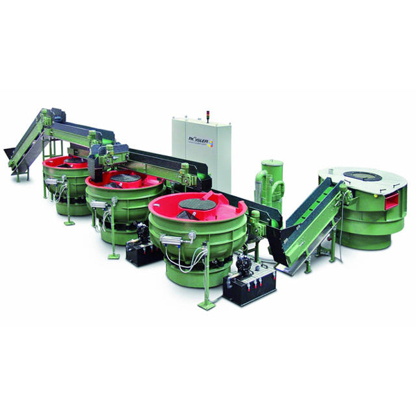 Rosler Rotary Machines