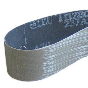 Trizac Abrasive Belts