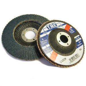 Abrasive Zirconium Oxide Flap Discs