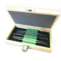 Diamond Riffler File Set of 6
