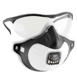 Filterspec Safety Glasses and dust mask