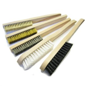 Wooden Handled Brushes