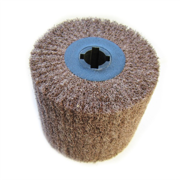 Nylon Abrasive Keyway Wheels