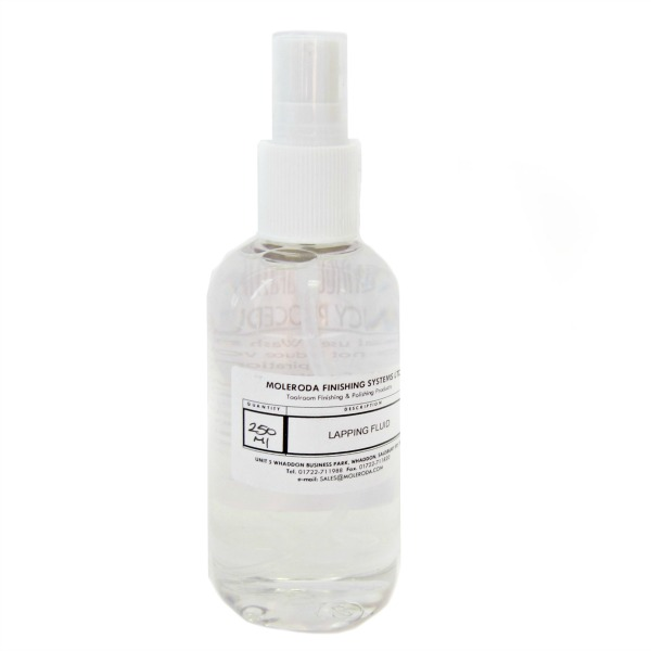 Lapping Fluid - Suitable for use with Diamond products for polishing