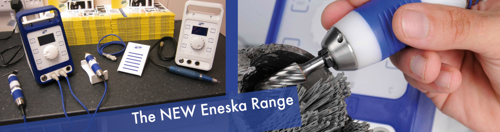 New Eneska Micromotor Systems