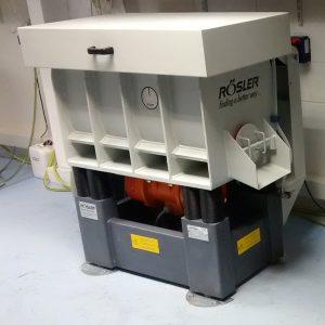 Trough Vibro Finishing Machines Rosler VER 150