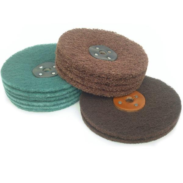 abrasive nylon mop kit