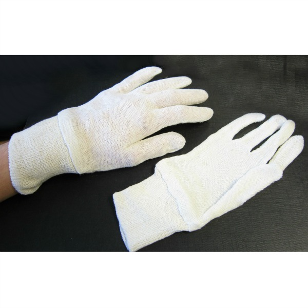 Cotton Stockinette gloves