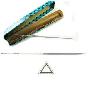 Needle File three square