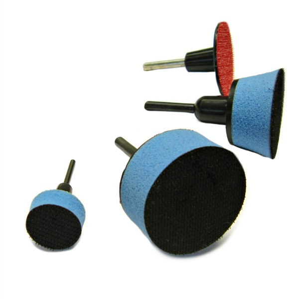 Velcro Abrasive Disc Holders
