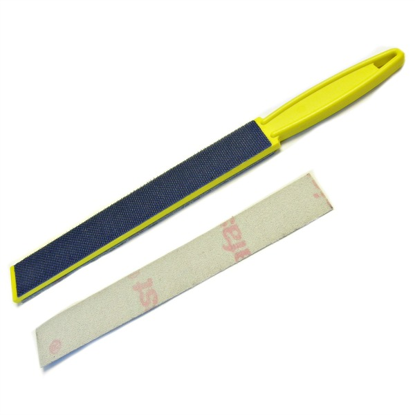 Velcro Abrasive Hand Files