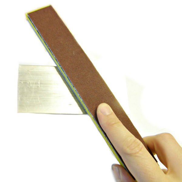 Velcro Abrasive Hand Files Use With Velcro Strips