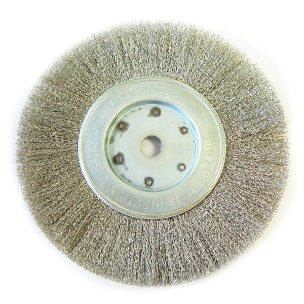 Lead Center Wire Wheel