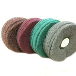 Abrasive Nylon Wheels 6''