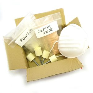 Glass Polishing Kit