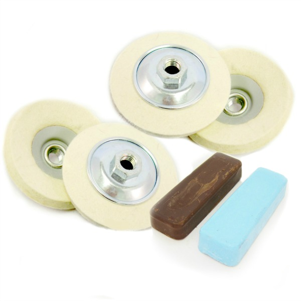 Angle Grinder metal polishing Kit
