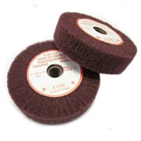Abrasive Nylon Wheels for Taper spindle