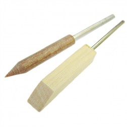 Mounted Wood Lapping Sticks