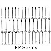 Diamond Points - HP - 2.35mm Shank