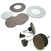 Velcro & Self Adhesive Discs, Rings & Holders