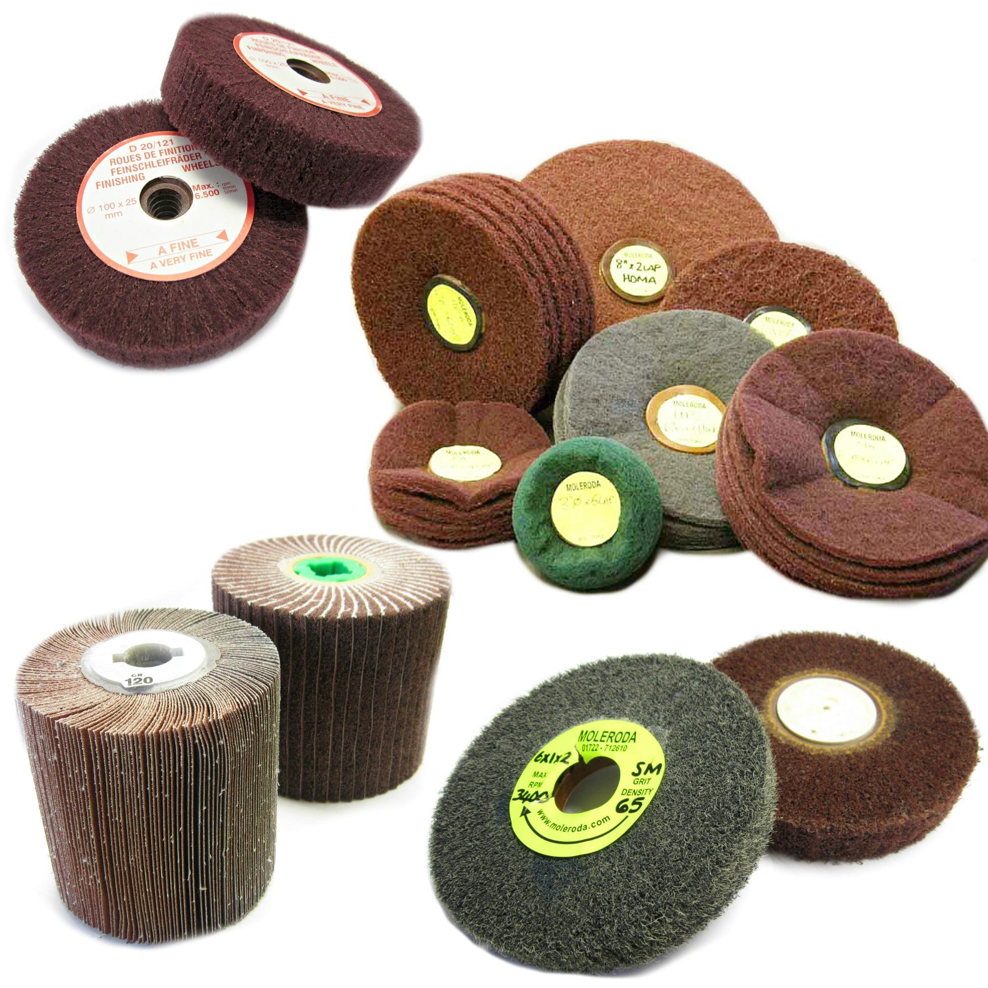 Abrasive Nylon Wheels