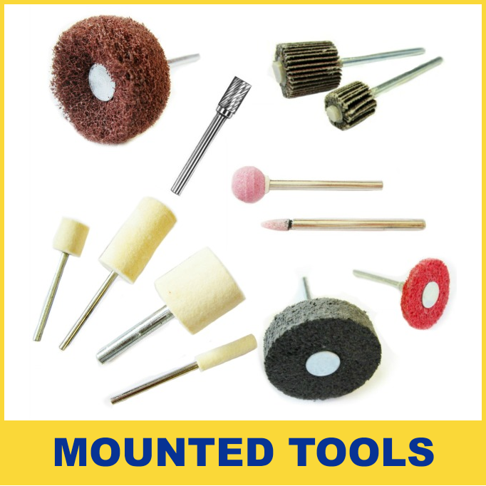 Mounted Tools