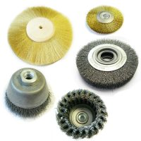 Wire Wheels - Brass, Steel, Nylon