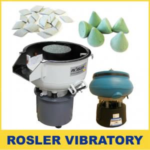Rosler Vibratory Finishing