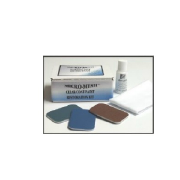 Micromesh Clear Coat Paint Repair Kit