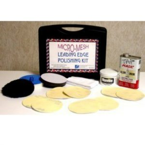 Micromesh 3'' Leading Edge Aluminium Kit