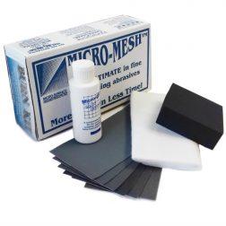 Micro Mesh Burn Kit
