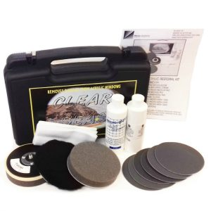 Micromesh Clear Seas Acrylic Restoral Kit for Boats