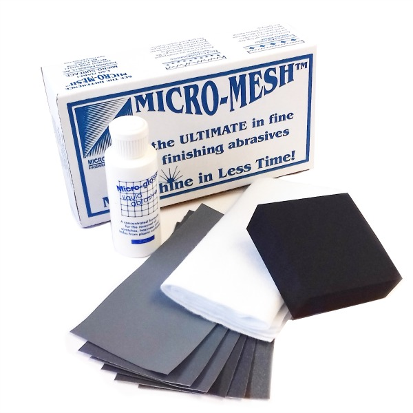 Micro-Mesh - Kits to Use By Hand