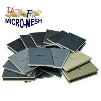 Micro-Mesh Pads & Swabs