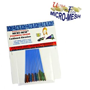Micro-Mesh Abrasive Polishing Swabs