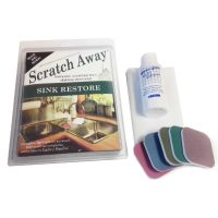 Micro-Mesh Stainless Steel Sink Restoral Kit