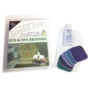 Micro-Mesh Tub and Spa Restoral Kit