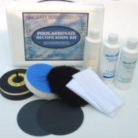 Micro-Mesh Polycarbonate Repair Kit