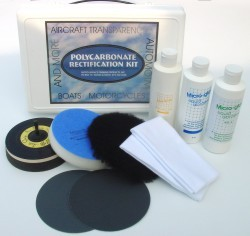 Micro-Mesh Polycarbonate Repair Kit